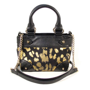 JUICY COUTURE Beverly Leopard Mini Daydreamer
